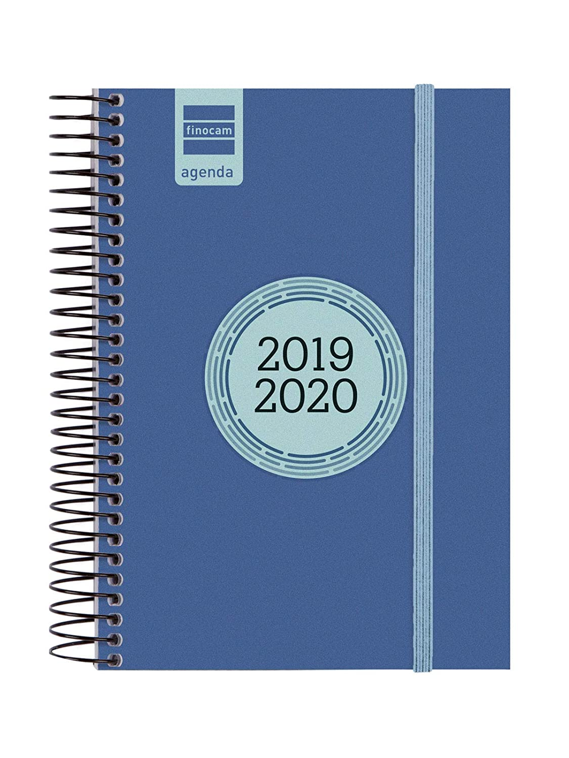 Amazon.com : Finocam 2019-2020 Diary 1 Day Page Catalan ...