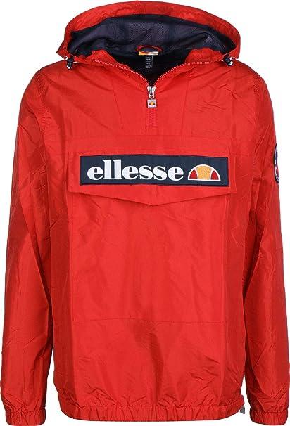Mont Jacket Herren Rot Ellesse Jacke Oh Red 2 tshdxrBQC