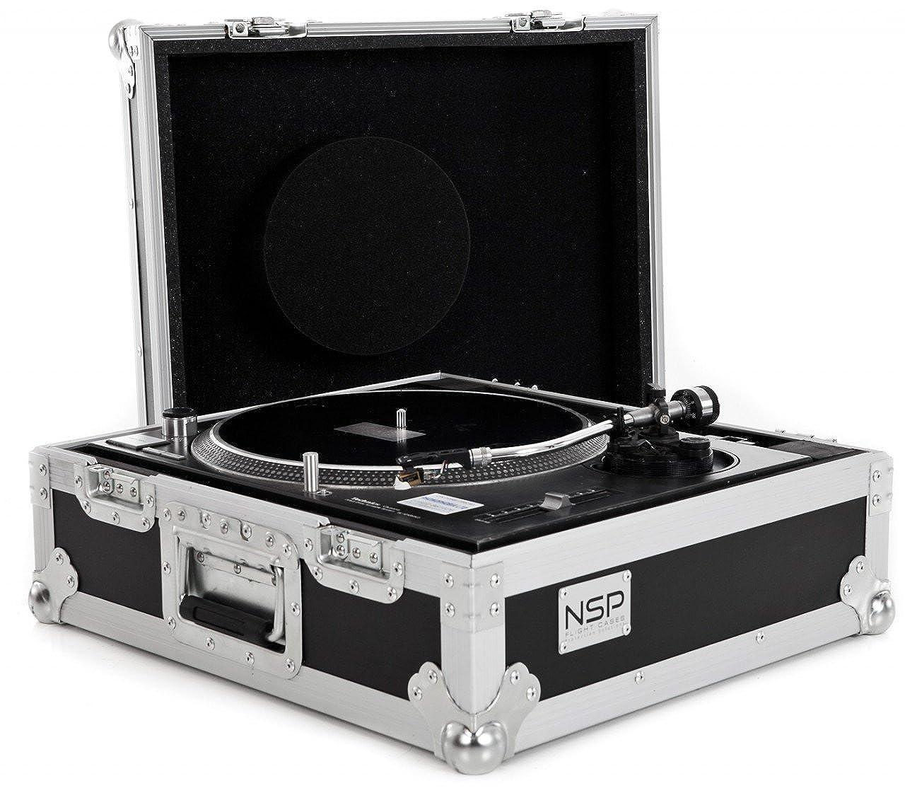 NSP Cases DJ - Maleta de tocadiscos se adapta a casi cualquier ...