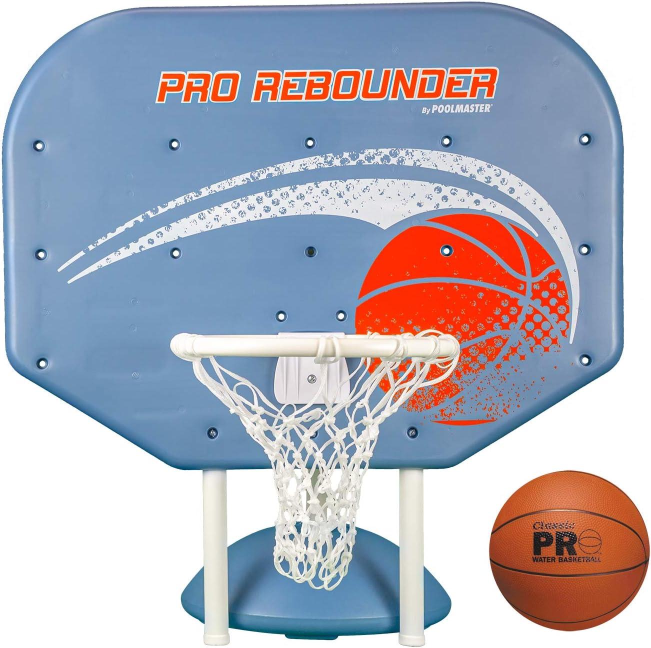 6. Poolmaster 72783 Pro Rebounder Review – Best Poolside Basketball Hoop 2021