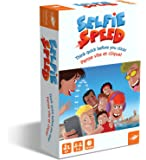 Foxmind, Selfie Speed, Mind Card Game, Fun and Exciting Activity for Family and Friends
