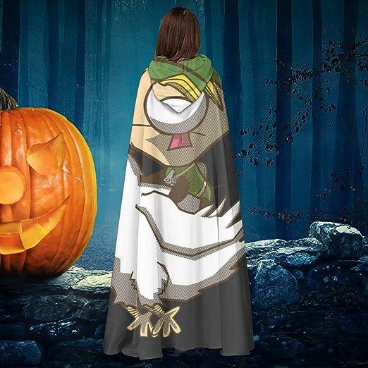 OJIPASD Invader Link Zelda Zim Unisex Navidad Halloween Bruja ...