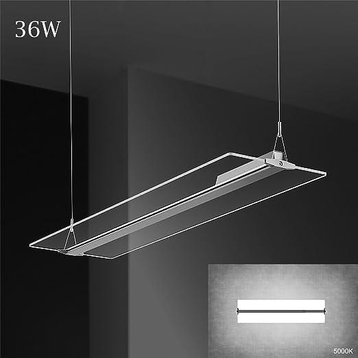 office pendant light. Kjlars LED Office Lamp Ceiling Panel Light 36 W Pendant Warm White, 1200 *