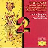 Stravinsky: Le Sacre du printemps (Rite of Spring) / The Firebird / Jeu de cartes / Petrouchka / Pulcinella