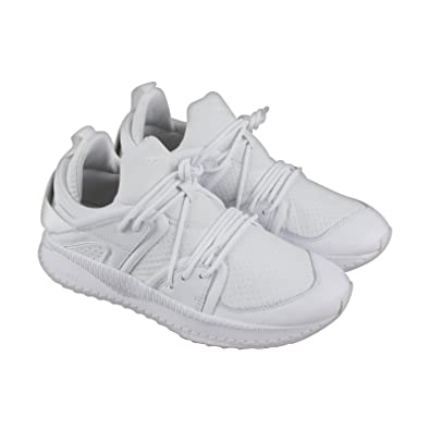 f7e89637aa35db Puma Tsugi Blaze Meta Mens White Leather Athletic Lace Up Running Shoes 14