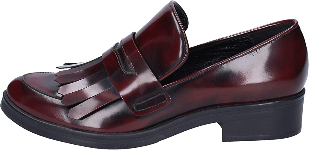 SUSIMODA Loafers-Shoes Womens Brown