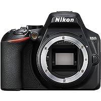 Nikon D3500 + AF-P 18–55 Non VR Kit - Black