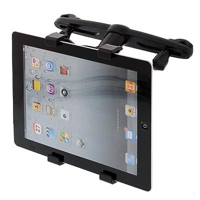 'Universal Tablet soporte de coche reposacabezas (360° giratorio) para Galaxy Note 10.1/7234N8010Samsung Galaxy Tab P7510Tab2P5110iPad2iPad3iPad4Mini
