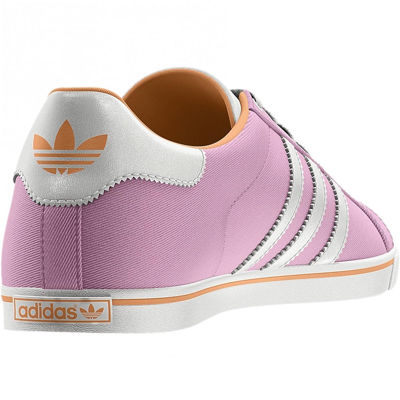 Adidas Tribunal Étoiles G60735 Mince? Chaussures Femmes, Rose, Taille 36 Eu