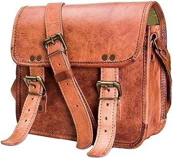Mens boys Strong Travel Organiser Shoulder Messenger Satchel Cross body Side bag