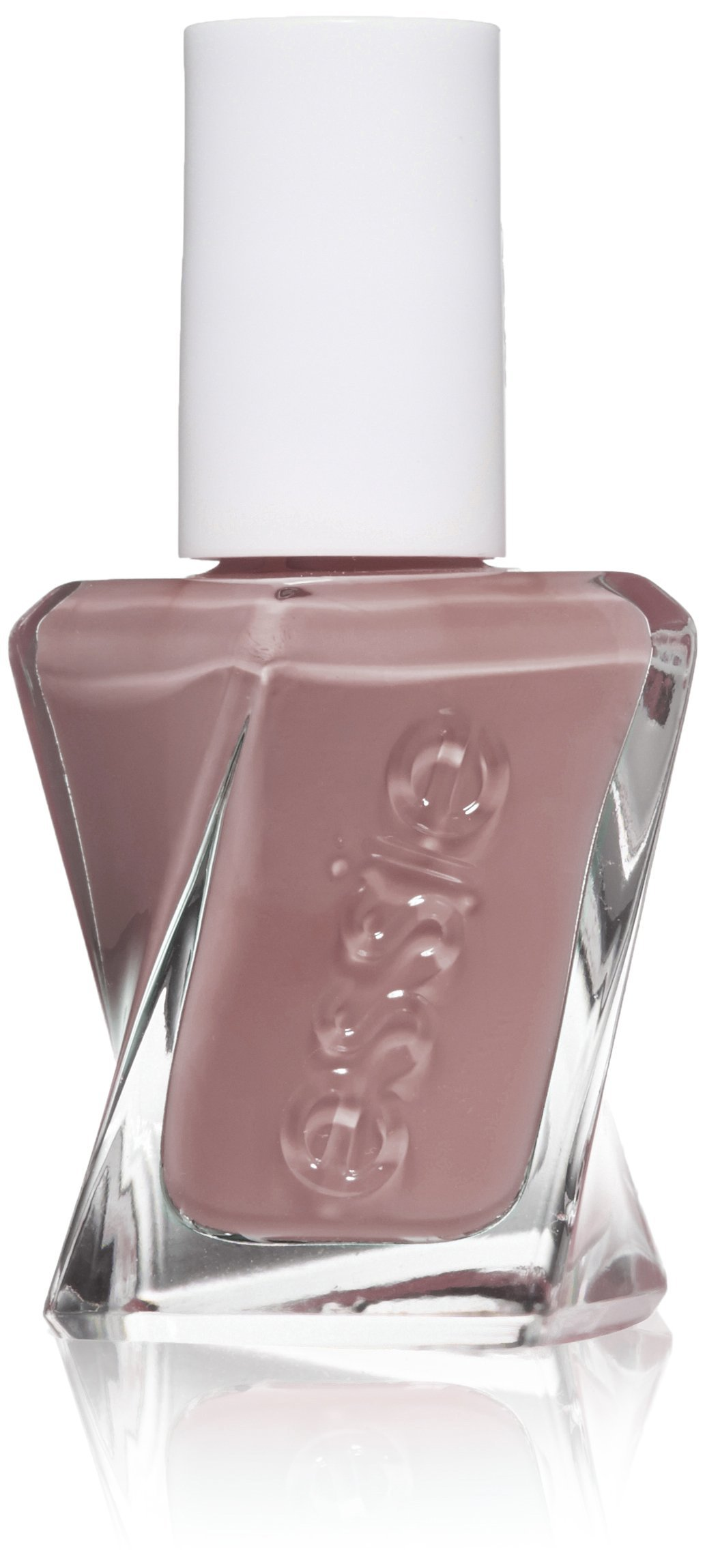 Amazon.com: essie gel couture nail polish, rock the runway, red nail ...