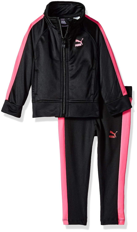 PUMA Baby Girls Track Jacket and Legging Set