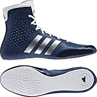 adidas KO Legend 16.2 Boxing Trainer Shoe Boot Blue/White