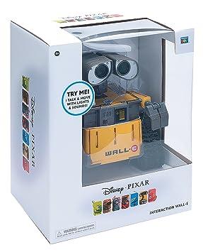 MTW Toys 00075B – Disney Pixar Wall-E, RC U de Command, teledirigido