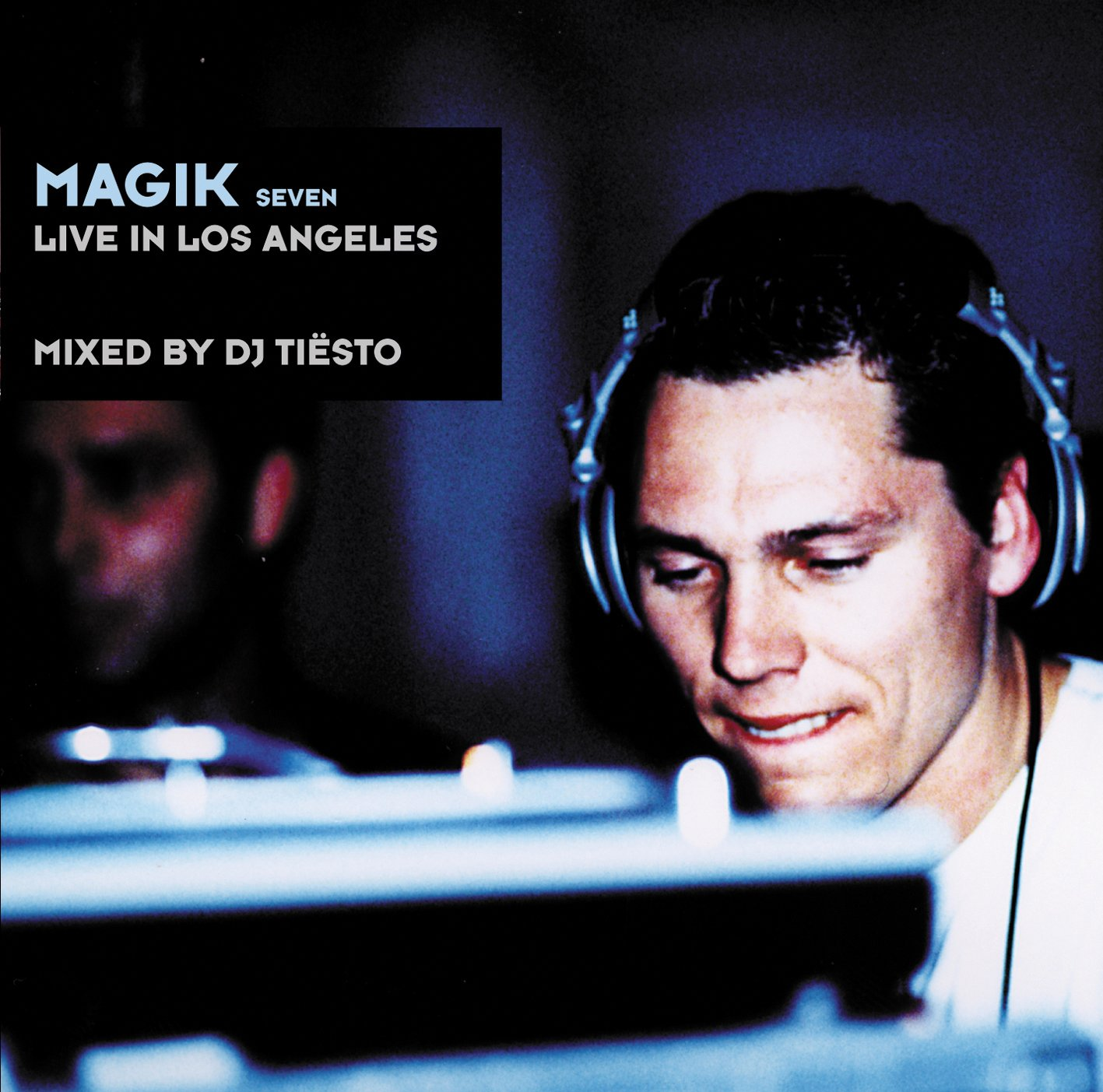 Magik 7: Live In Los Angeles by Black Hole Recordings
