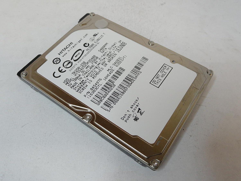 Hitachi Travelstar 5K250 250GB SATA//150 5400RPM 8MB 2.5 Hard Drive