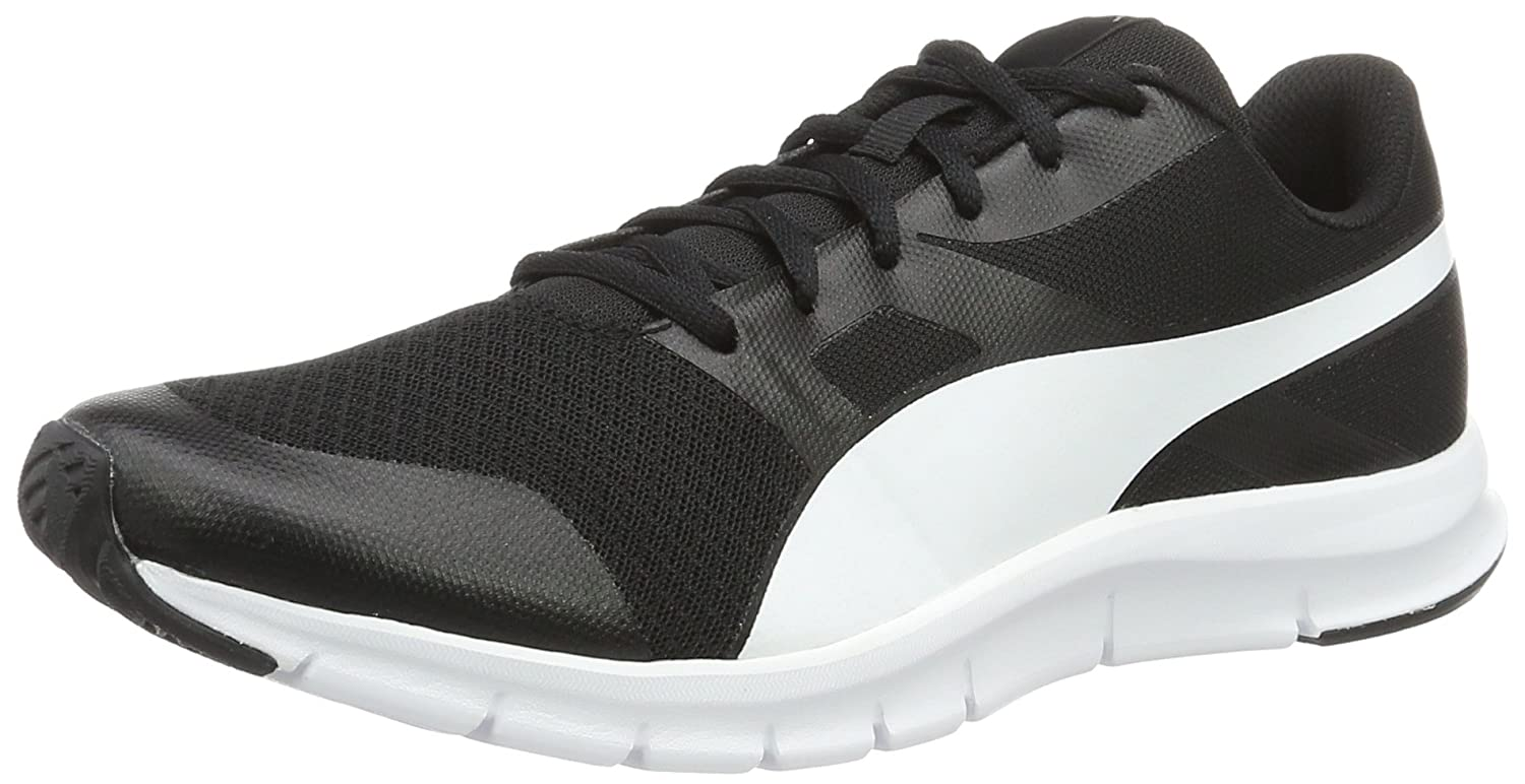sports shoes 0326a 8aa62 ... new style puma unisex erwachsene flexracer sneakers amazon.de schuhe  handtaschen 741ff ba01e
