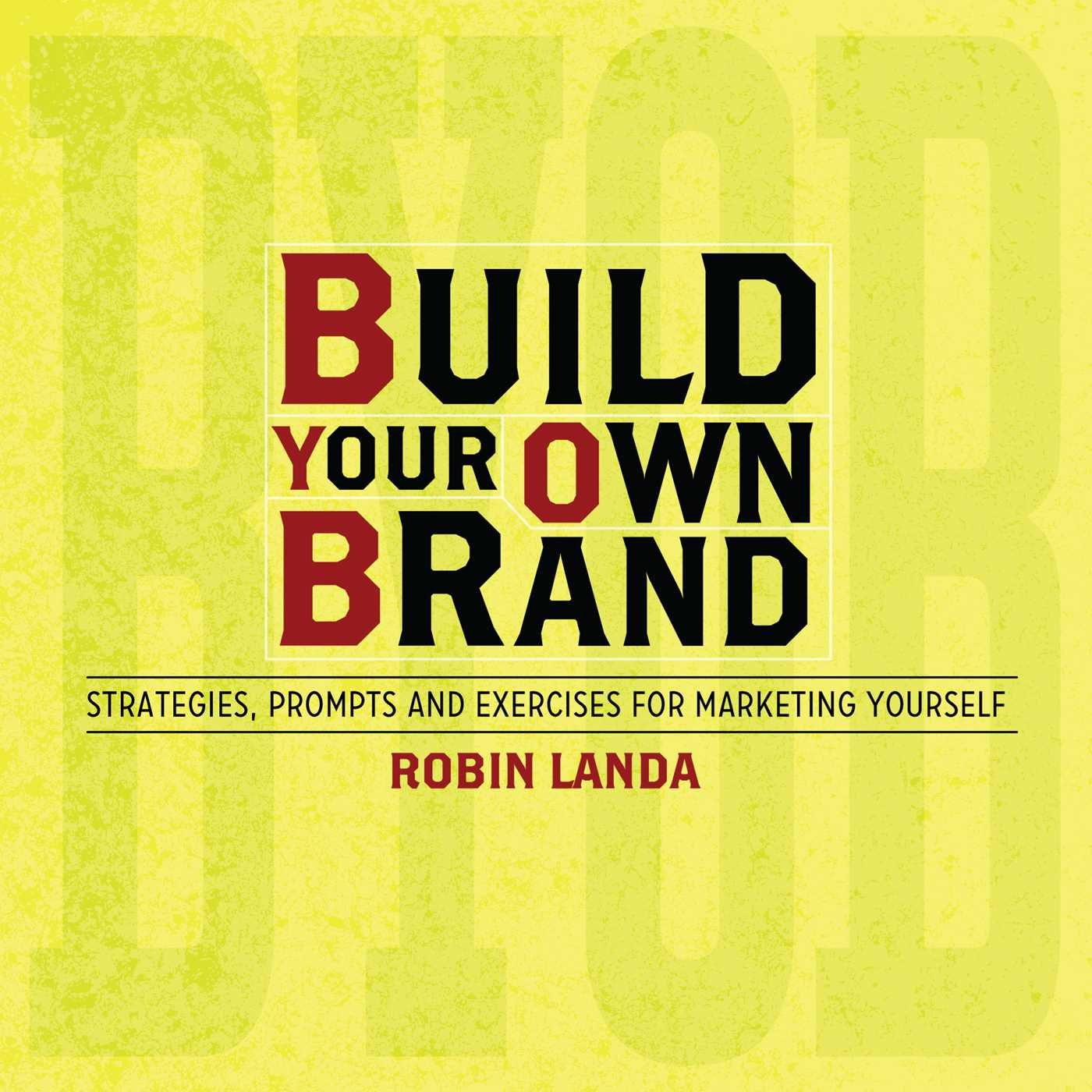 build your own brand strategies prompts and exercises for