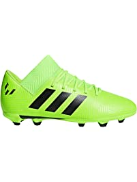 79a553b17 adidas Boys  NEMEZIZ Messi 18.3 Firm Ground Soccer Shoes