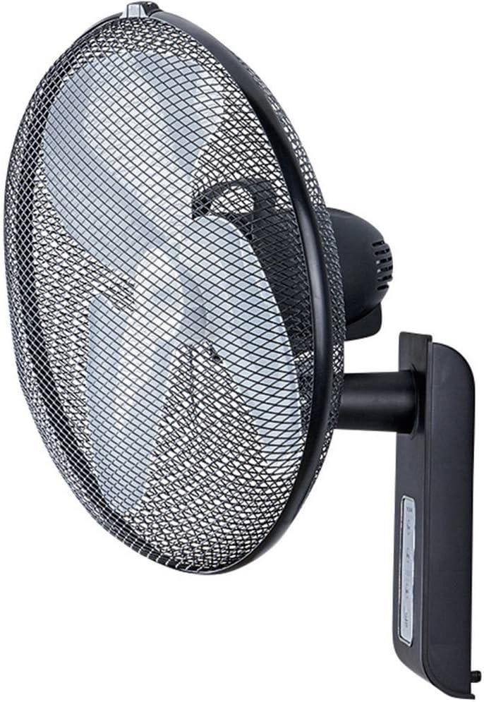 CasaFan Ventilador  Greyhound WV 45 FB para montaje en la pared 304523, negro