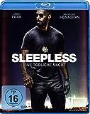 Sleepless - Eine tödliche Nacht [Blu-ray]