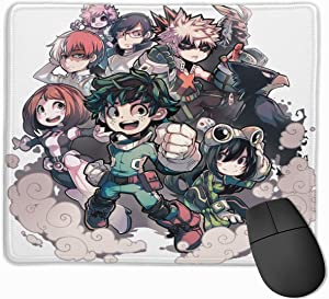 Assassination Classroom Computer Mouse Pad with Non-Slip, Mouse Pads for Computers, Laptop, Gaming, Office & Home