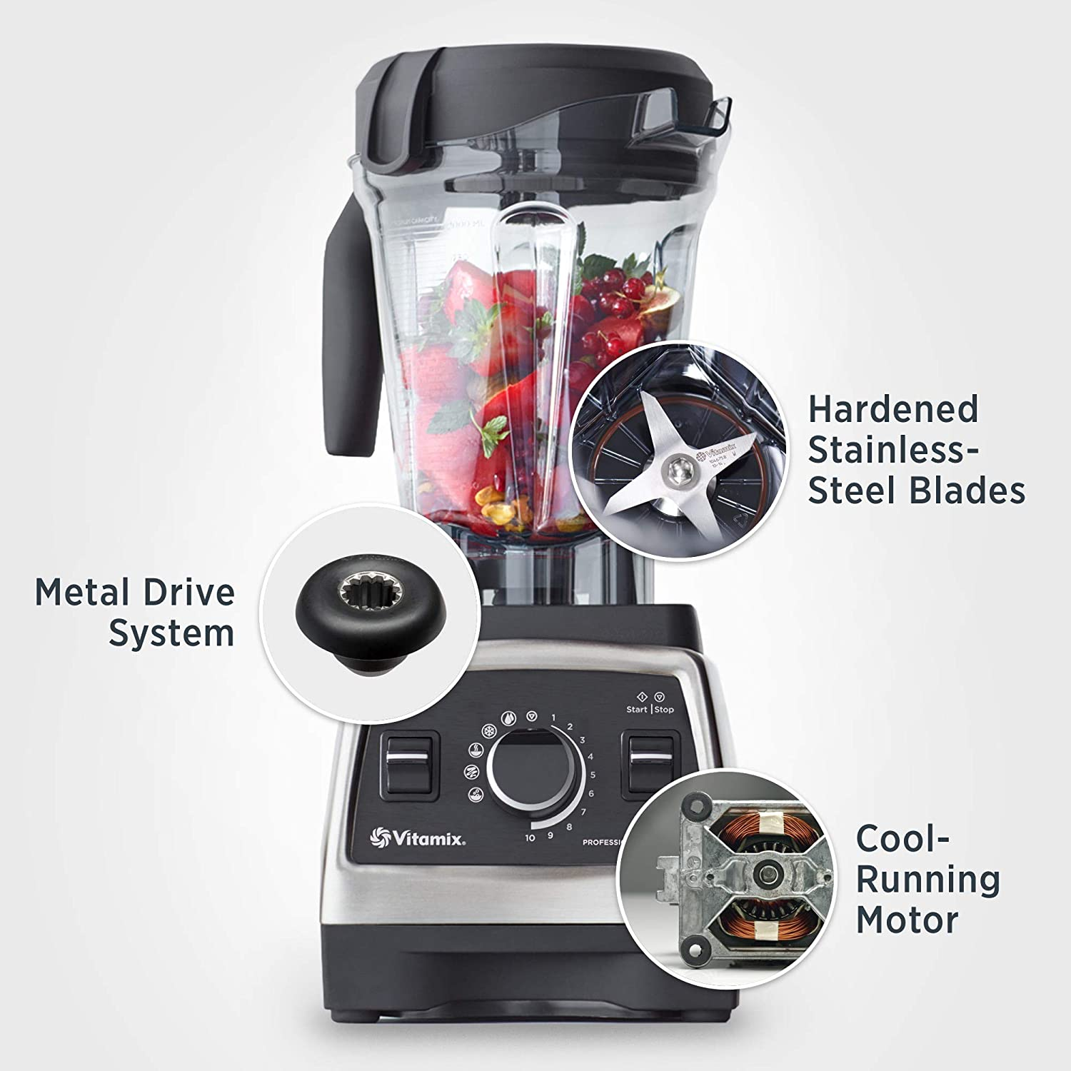 best Vitamix Professional Series 750 Blender