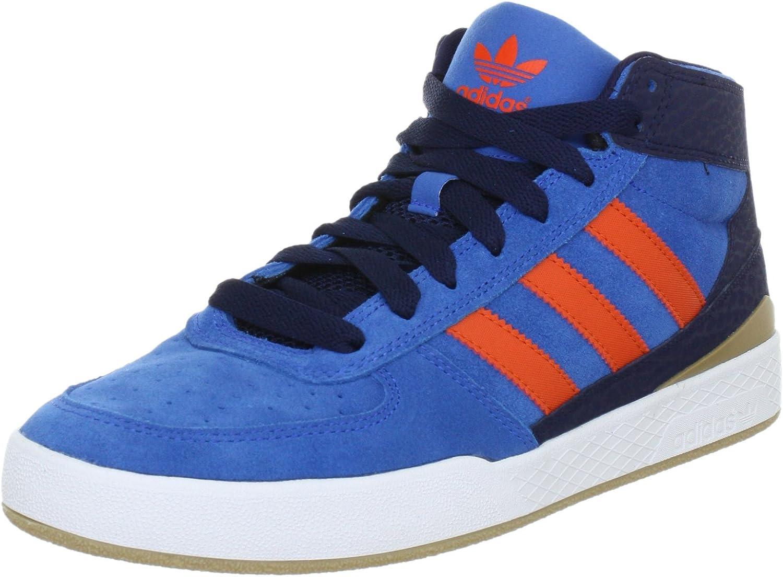 adidas Originals Forum X - Zapatillas de Cuero Hombre, Color Azul, Talla 38 1/9: Amazon.es: Zapatos y complementos