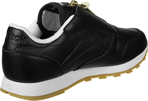 Reebok Club C 85 Zip Damen Sneaker Schwarz: