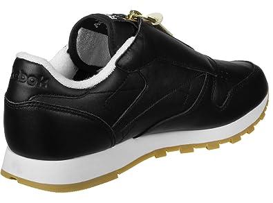 815af388e56a Reebok Club C 85 Zip Trainers Black  Amazon.co.uk  Shoes   Bags