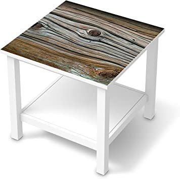 Vinilo adhesivo para IKEA Hemnes mesa auxiliar de 55 x 55 cm ...