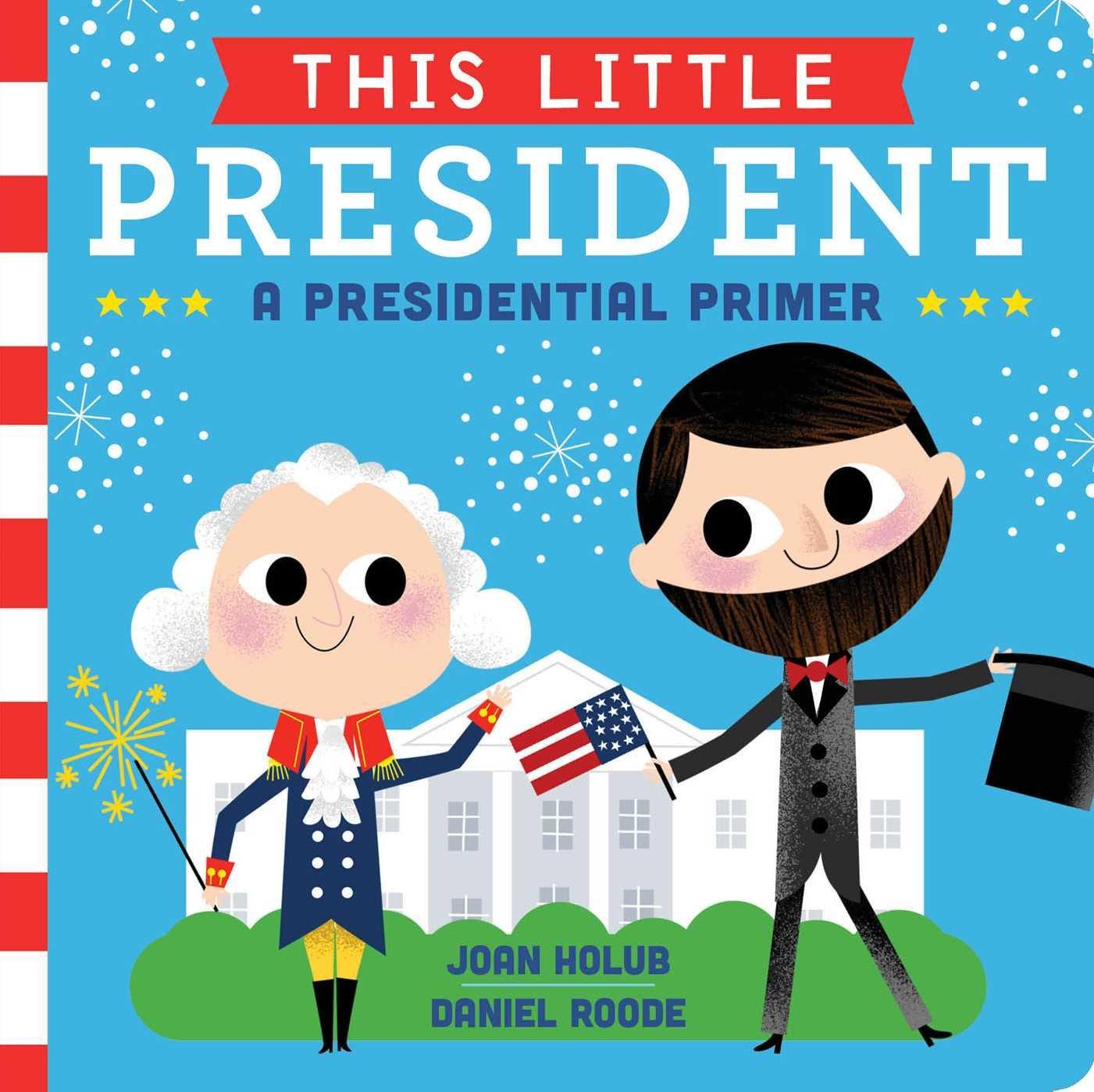 This Little President Presidential Primer product image