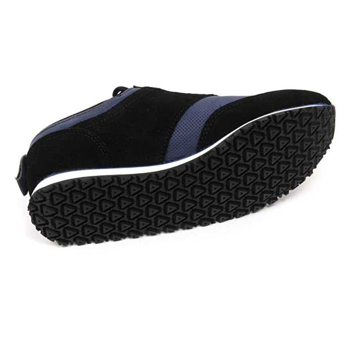 C2144 sneaker uomo POLO RALPH LAUREN PONTELAND scarpa blu navy/nero shoe man [45 EU] 0QaKVMYj