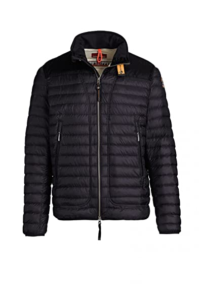 Parajumpers Arthur Quilted Jacket in Blue M