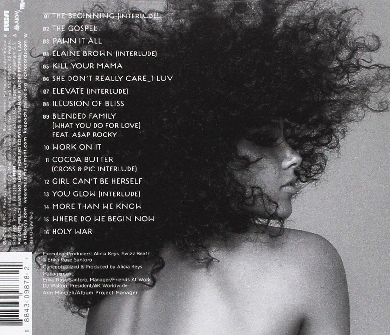 Alicia Keys Here Amazon Com Music