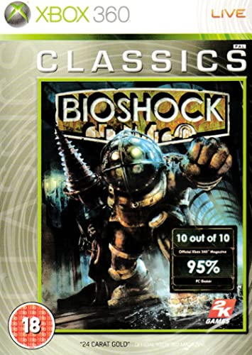 Take-Two Interactive Bioshock - Classics Edition (Xbox 360) vídeo - Juego (Xbox 360, FPS (Disparos en primera persona)): Amazon.es: Videojuegos