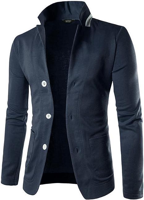maggiore sconto di vendita prezzo più basso codice coupon JINIDU Mens Casual Slim Fit Blazer 3 Button Suit Sport Coat ...