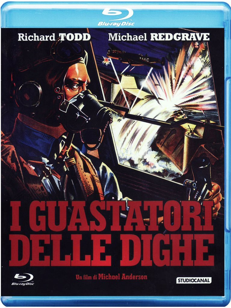 I guastatori delle dighe (1955) FullHD Untouched DTS + AC3 ITA ENG Subs