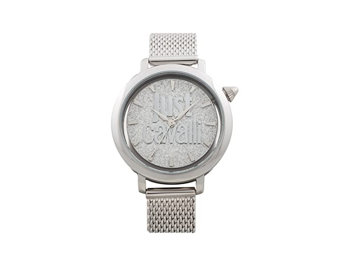 d2ad1362c0 Just Cavalli Womens Analogue Classic Quartz Watch with Stainless Steel  Strap JC1L007M0045  Amazon.co.uk  Watches