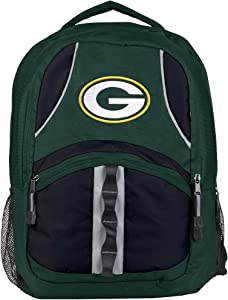 """Officially Licensed NFL """"Captain"""" Backpack, Multi Color, 18.5"""""""