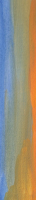 JP London uStrip Lite UCLT9013 Prepasted Mural Wild Gradient Drop 8.5-Feet by 1.5-Feet