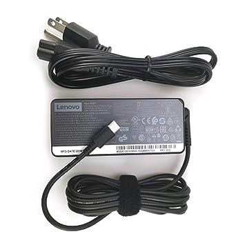 Amazon.com: Cargador de portátil 65 W USB tipo C (USB-C ...