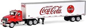 1/50 53' Coca-Cola Tractor and Trailer