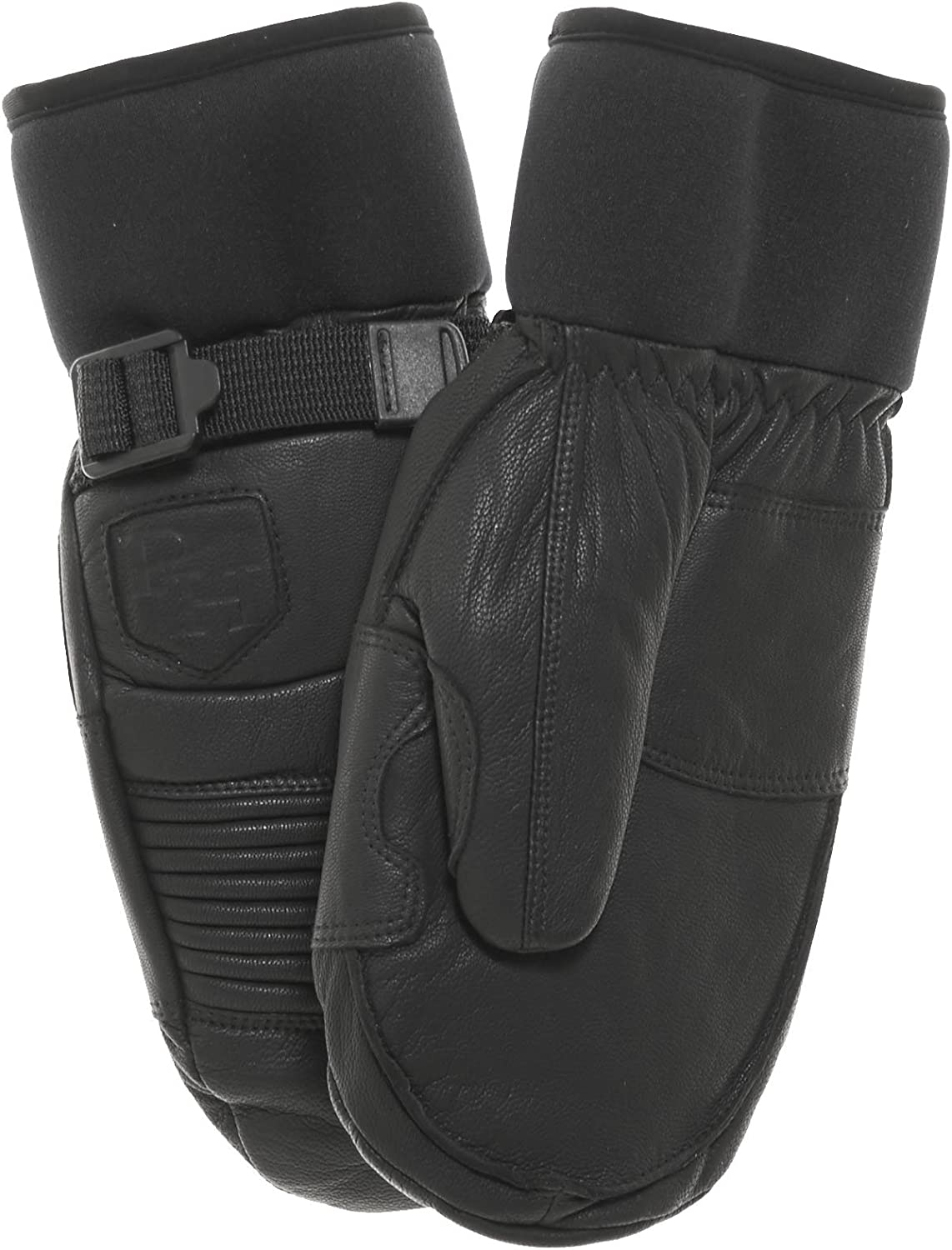Pratt and Hart Mens New Englander Alpine Mittens with Thermolite Lining