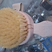 Hydrea Long Handled Professional Body Brush Firm Extra