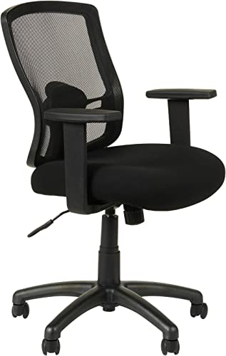 Alera Etros Series Mesh Mid-Back Swivel/Tilt Chair
