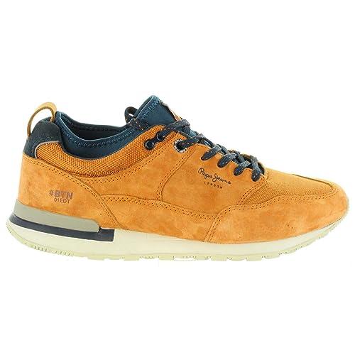 Pepe Jeans BTN Treck Pack, Zapatilla para Hombre: Amazon.es: Zapatos y complementos