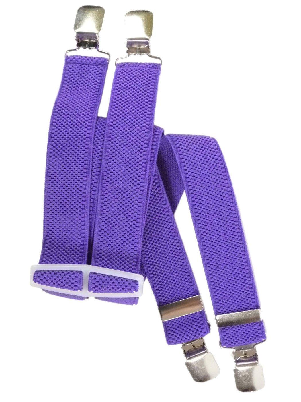 Olata Bretelle Elasticizzata per Bambini 5-12 Anni, X' Clip design/Plastica KIDSBRACESDorange