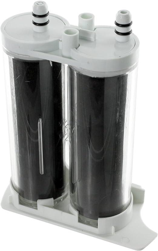 SPARES2GO WF2CB Filtro de agua para nevera para Electrolux ...