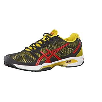 Zapatilla de Padel Asics Speed 2 Clay negra 2014-46,5: Amazon.es: Deportes y aire libre